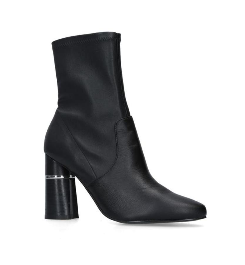 Kurt Geiger, leather boots, £179.00