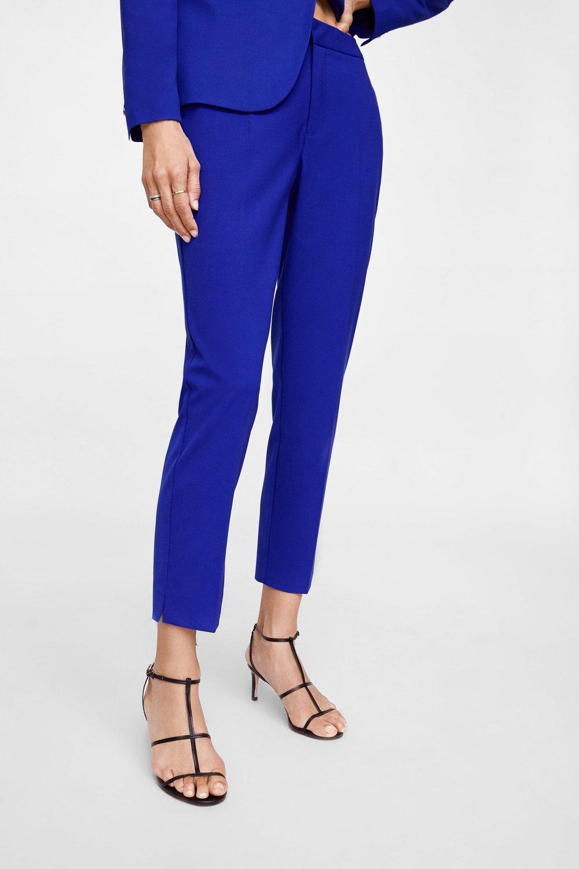 Zara, Trousers, £19.99