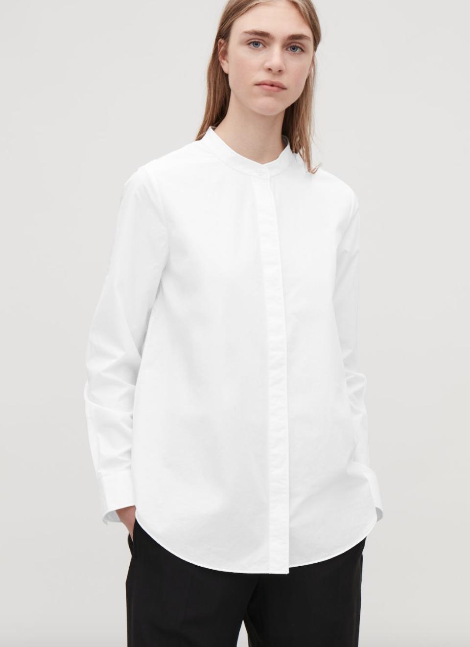 Cos, Shirt, £59.00