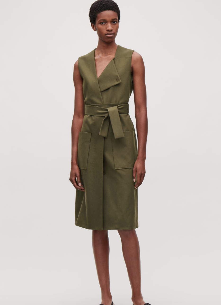 Cos, Dress, £115.00