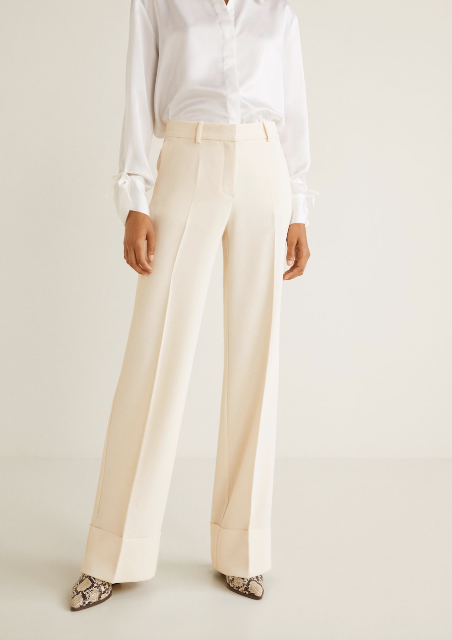 Mango, Trousers, £49.99
