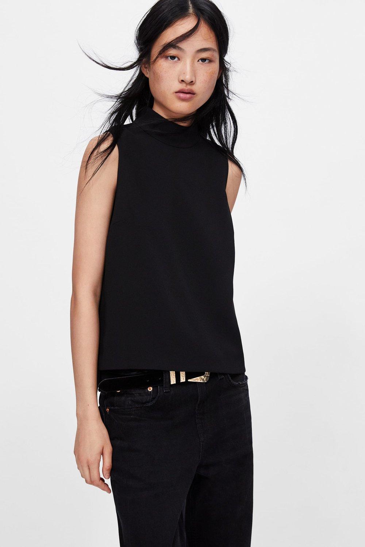 Zara, Top, £29.99