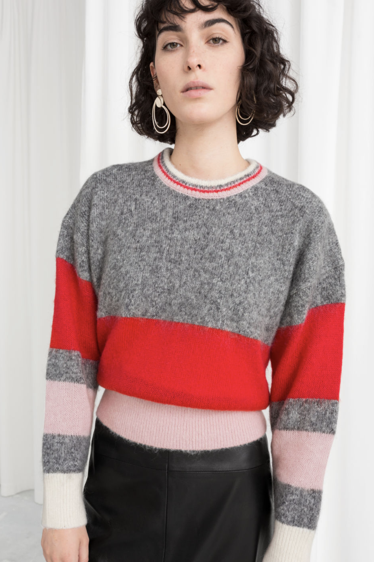 & other Stories, jumper, £69.00