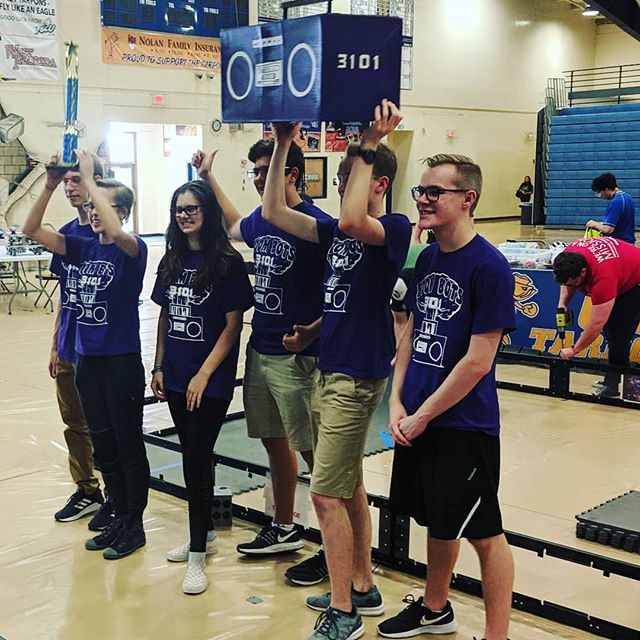 That is a wrap for Meet #3!! Congrats to all our teams and our top seeded team at the end of the day, the Boom Bots!! Judgement Day is next on January 19th and our season finale for the #TBTA Pinellas League Championship on January 26th!! #ftcrobotics #ftc #first #robotics #roboticscompetition