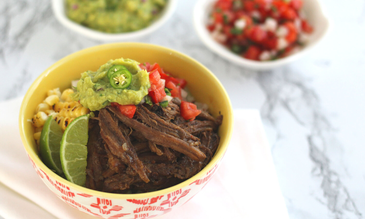 Instant Pot Grass Fed Beef Barbacoa