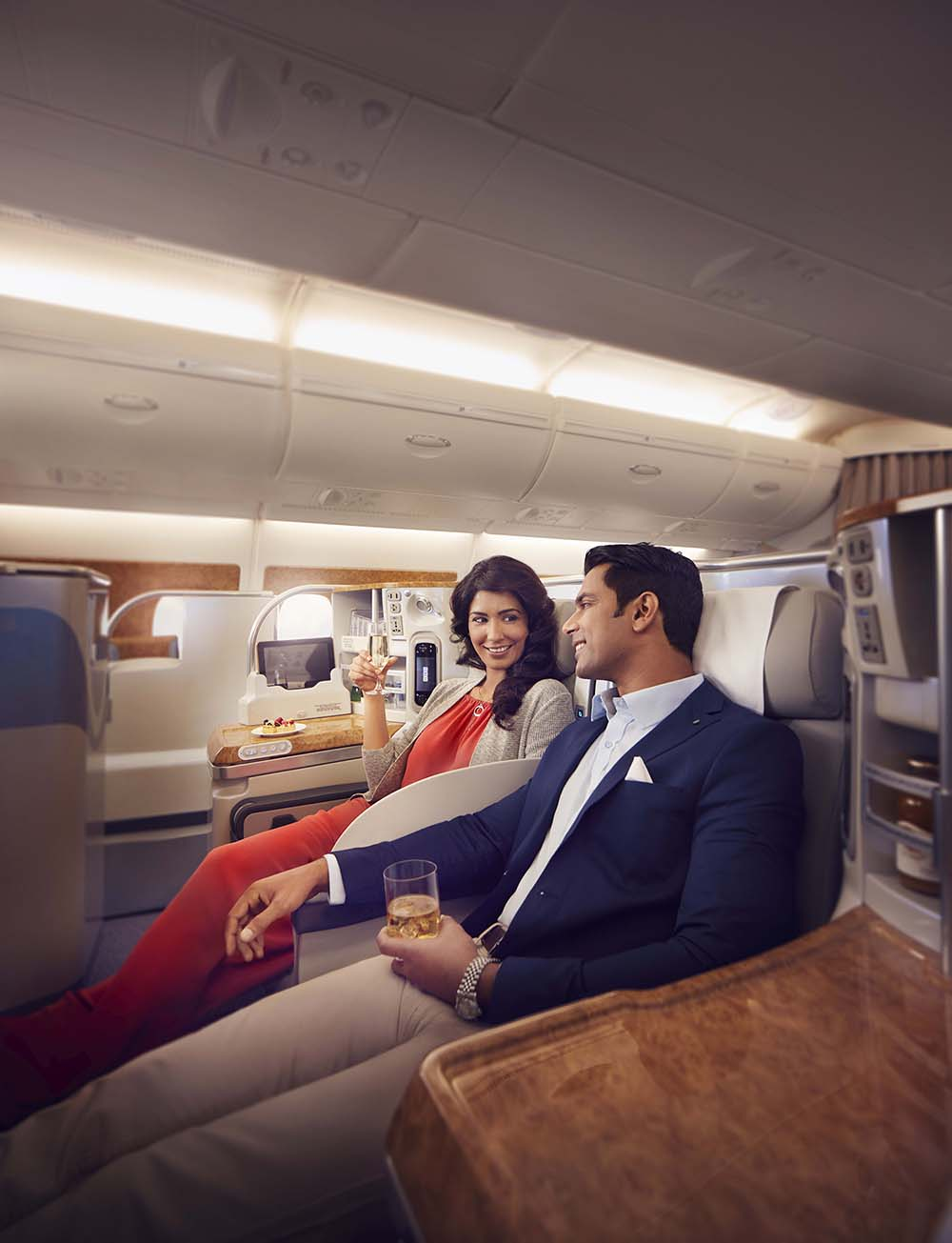 Business Class Companion Fares
