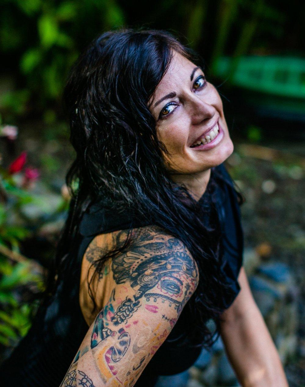 Kiki Mason, Photo by Melissa Robin  www.melissarobinphoto.com