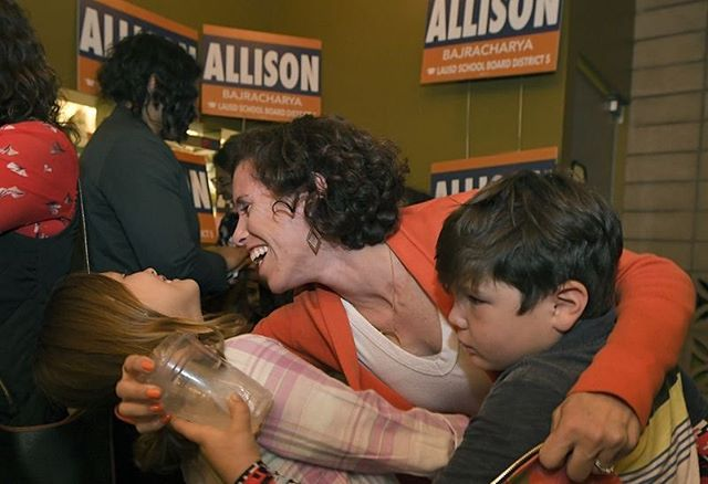 The election results are not yet final, but we can safely conclude that we will not be advancing to the runoff.  Regardless of the results, I write to you with immense gratitude and pride in the movement we built.  Muchas gracias a todos lol voluntarios para su apoyo!  Education is one of the most complex public policy matters of our time. It is also one of the most important, and--as we experienced over the last 5 months--it is one of the most polarizing issues, as well.  In spite of the challenges, we had so many wins along the way. We ran an incredibly positive campaign. We spoke to the nuance of issues that are often discussed starkly in black and white. We spoke honestly about the critical need to serve all our kids better--especially kids who have been marginalized for far too long, because we can do better--and we will do better. And we built an incredible community that was inextricably connected in a vision of hope--a community of district parents and charter public school parents, of teachers and administrators, of seasoned voters and new volunteers, of Spanish speakers and English speakers.  I am incredibly grateful for this experience and am humbled to have you by my side.  A decade ago, a close friend, Brian Johnson, gave me a pair of rose colored glasses because in the face of the most fierce challenges, I choose to see opportunity.  You all, and your commitment to this campaign, a vision of hope, and conviction that we will do better for all kids, have served as multipliers for me and my rose colored glasses. Thank you.  We will be in touch again once the results are finalized. I hope that in spite of the outcomes this week, we can continue to wear rose colored glasses together. Ultimately, one day, we will get to a place of excellence, equity, and innovation in every corner of this district.