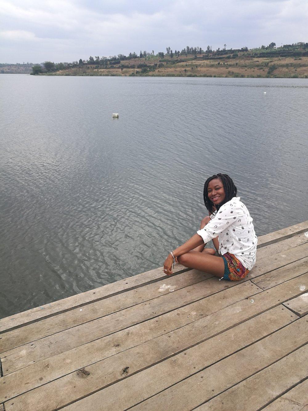 Lake Muhazi, Rwanda. 2017