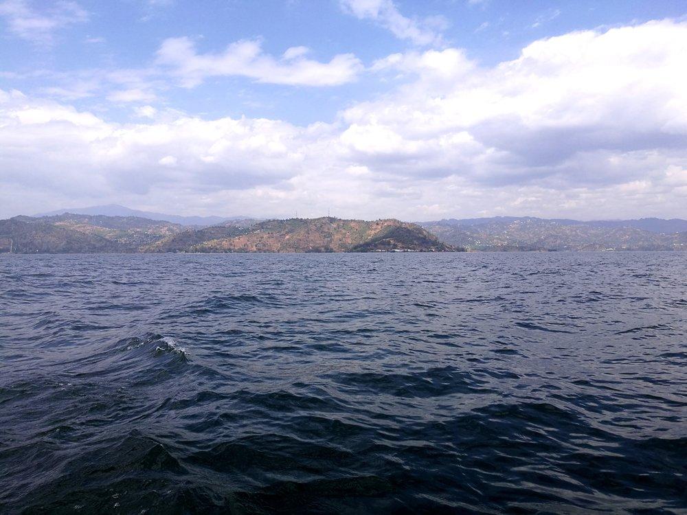 Lake Kivu, Rwanda. 2017.