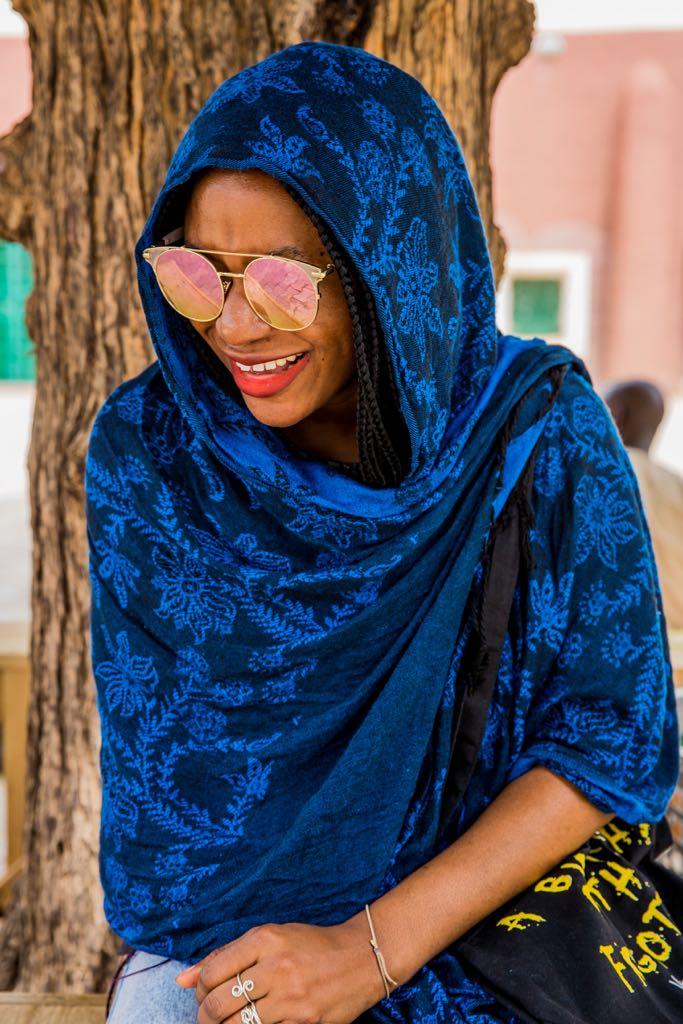 Adebola Rayo, by Damilola Onafuwa. 2017.