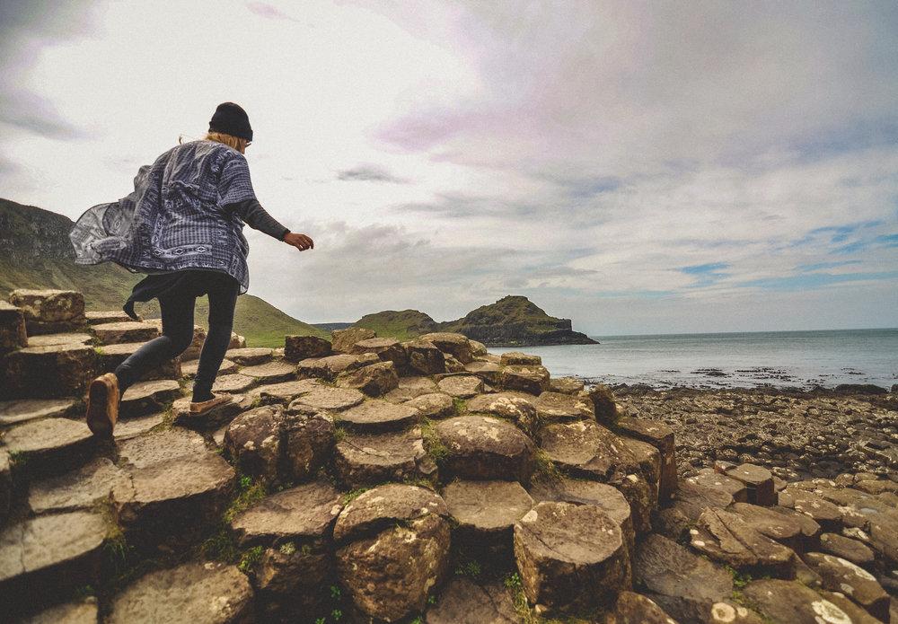 Solo travel is empowering! Ireland