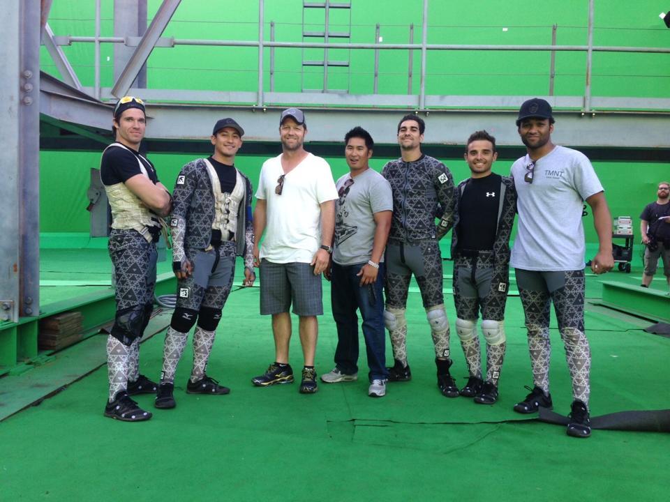 TMNT Stunt Crew