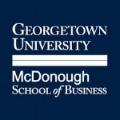 Georgetown University McDonough School of Business MBA