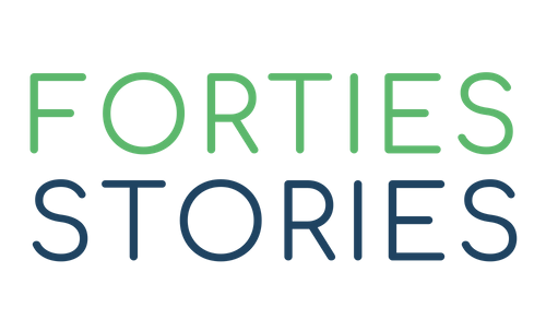Forties Stories Podcast - For Midlife Women