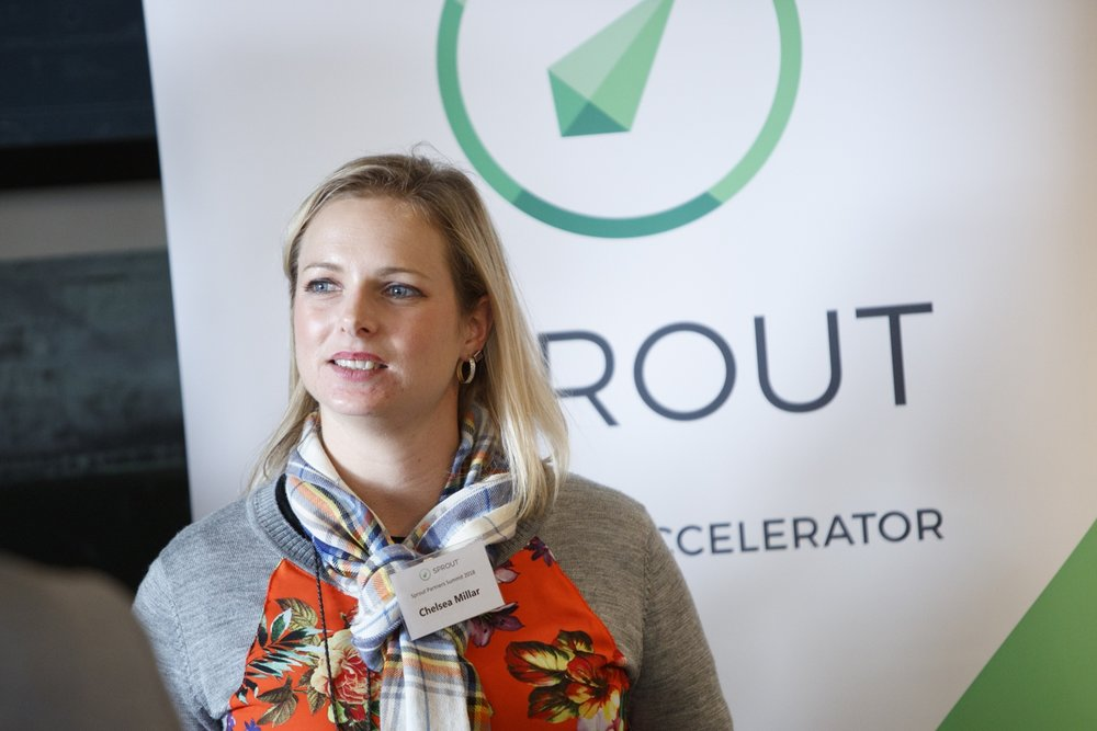 Sprout Team_Chelsea Millar_Grass Roots Media