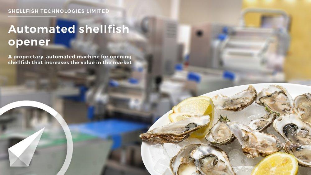 Sprout Alumni Shellfish Technologies