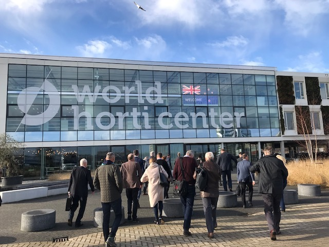 NZ AgriFood delegation visiting the world horticentre in Amsterdam. We are there looking at the innovation ecosystem seeking ways to collaborate both within the group and with partners in Netherlands