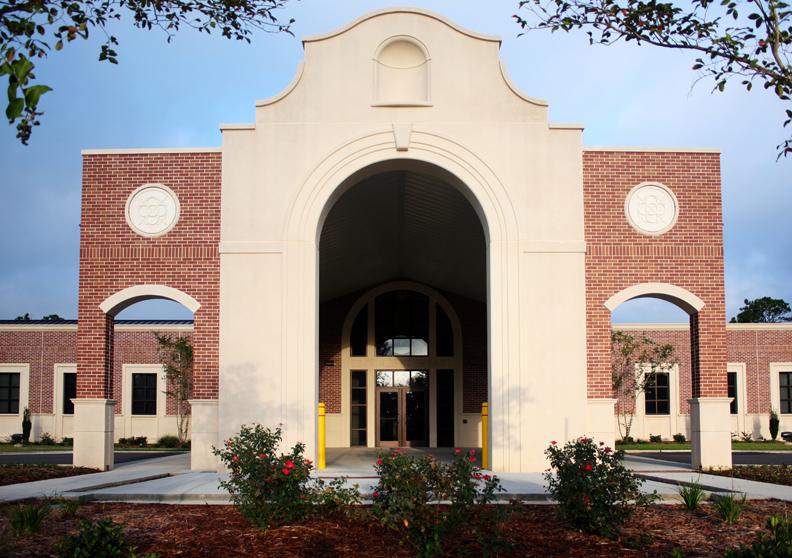 1._St_Vincent_Depaul_Catholic_Elementary Gate.jpg