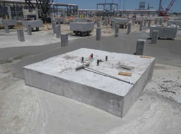01 Precast Pile Caps and Flowable Fill.JPG