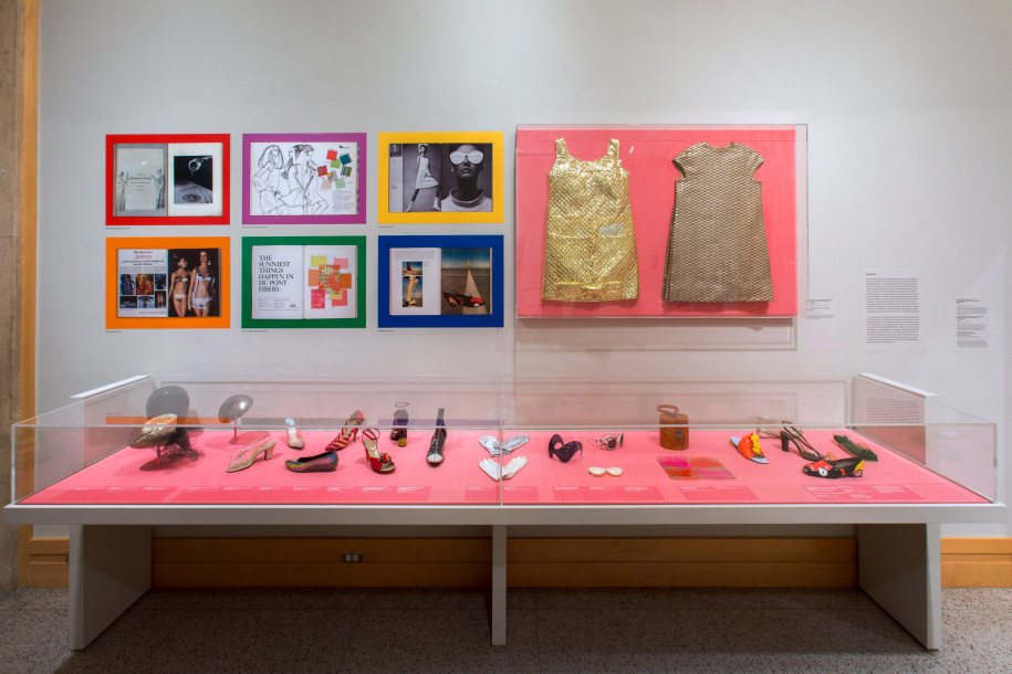 Gallery view of  The Secret Life of Textiles: Synthetic Materials