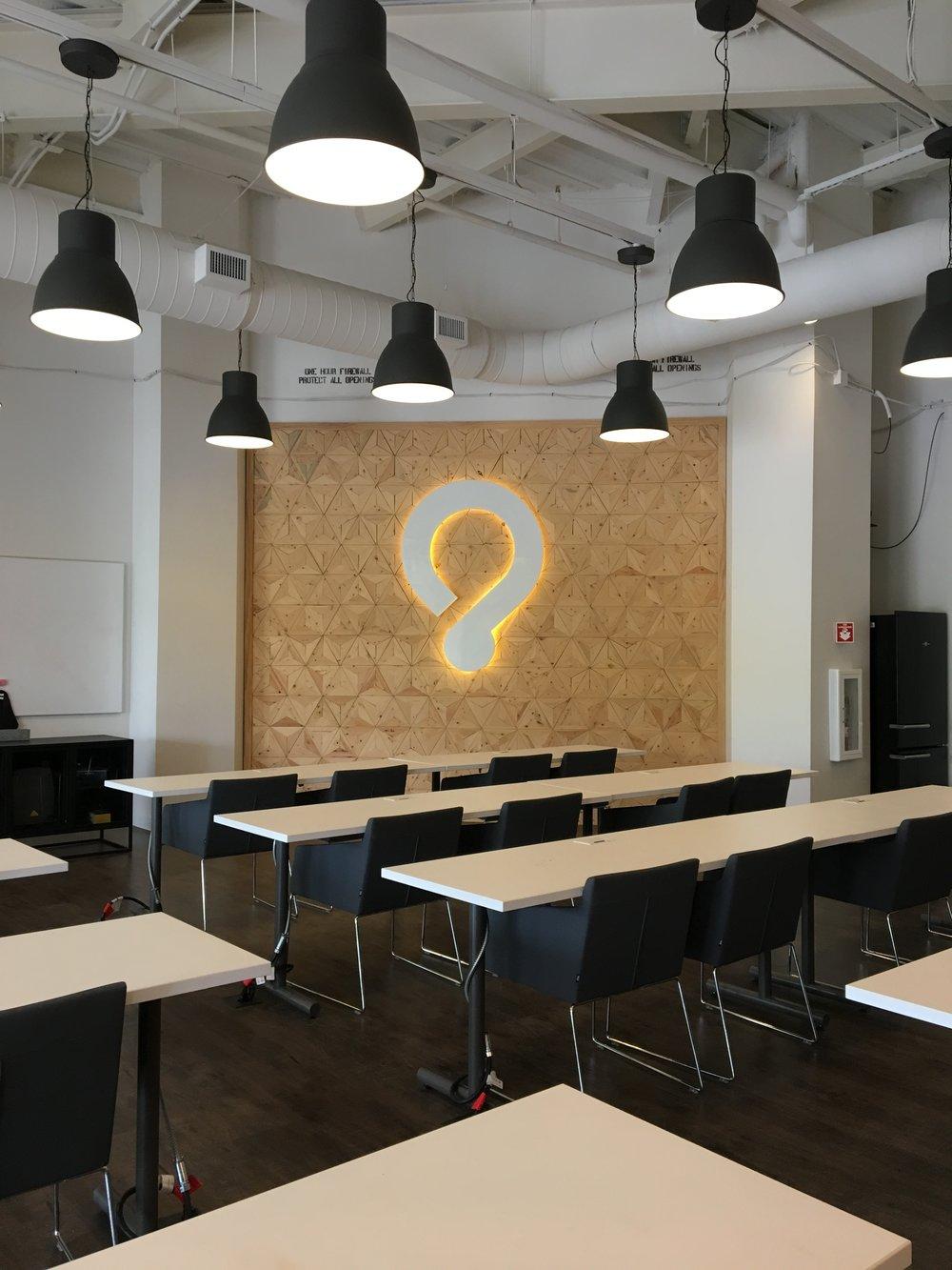 classroom design custom sign.JPG