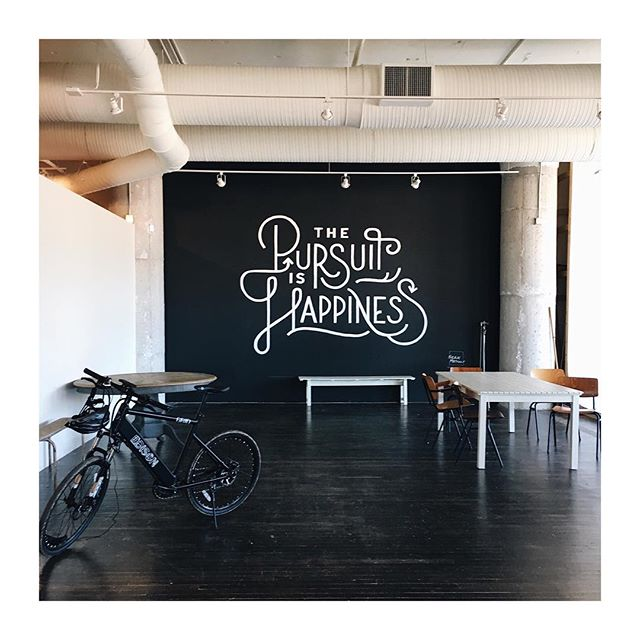 ATL inspo. one of our favorite cities to work in + one of our favorite spaces to visit. love seeing all our talented friends working at @citizen.supply.  #thesyndicatesociety