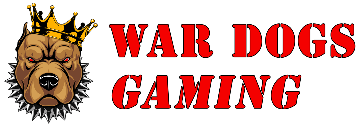 War Dogs Gaming