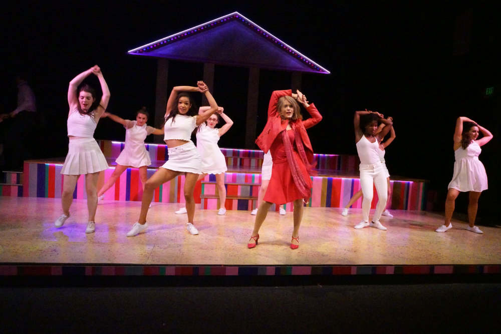 The Verdict Is In: 'Legally Blonde' a Smash Hit for School of Acting- Academy of Art University