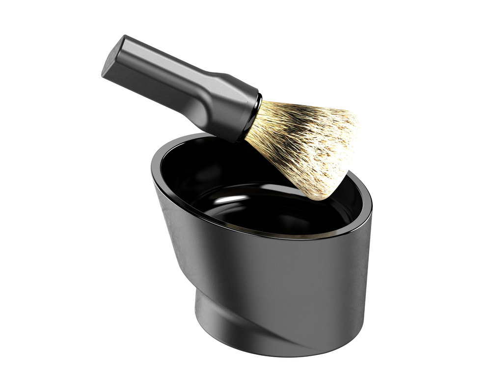 Beast Brush and Bowl