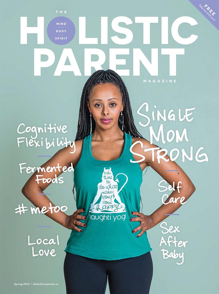 The Holstic Parent - Spring 2018