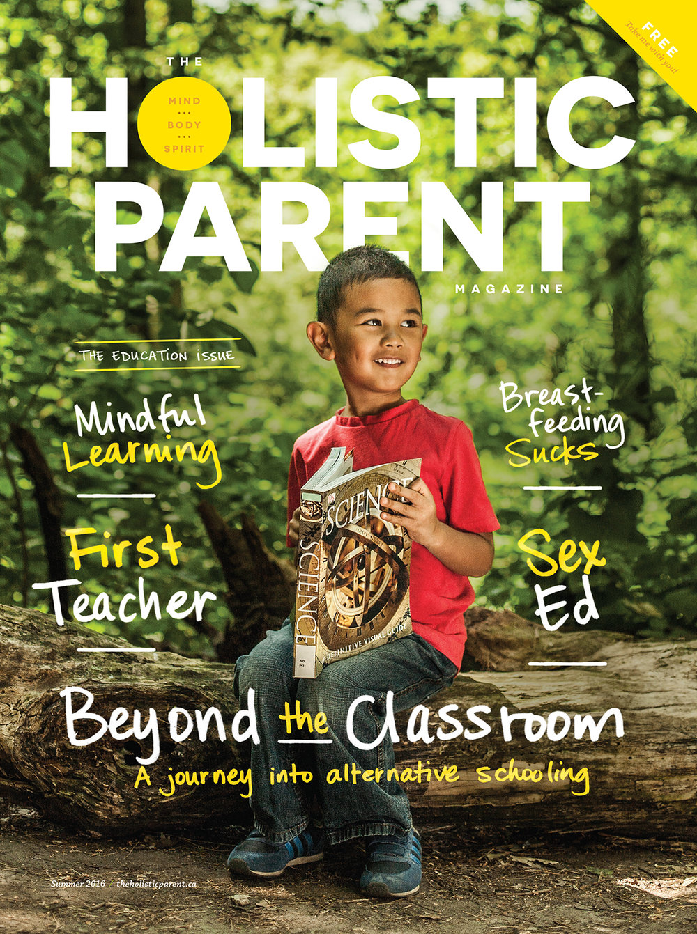 The Holistic Parent - Summer 2016