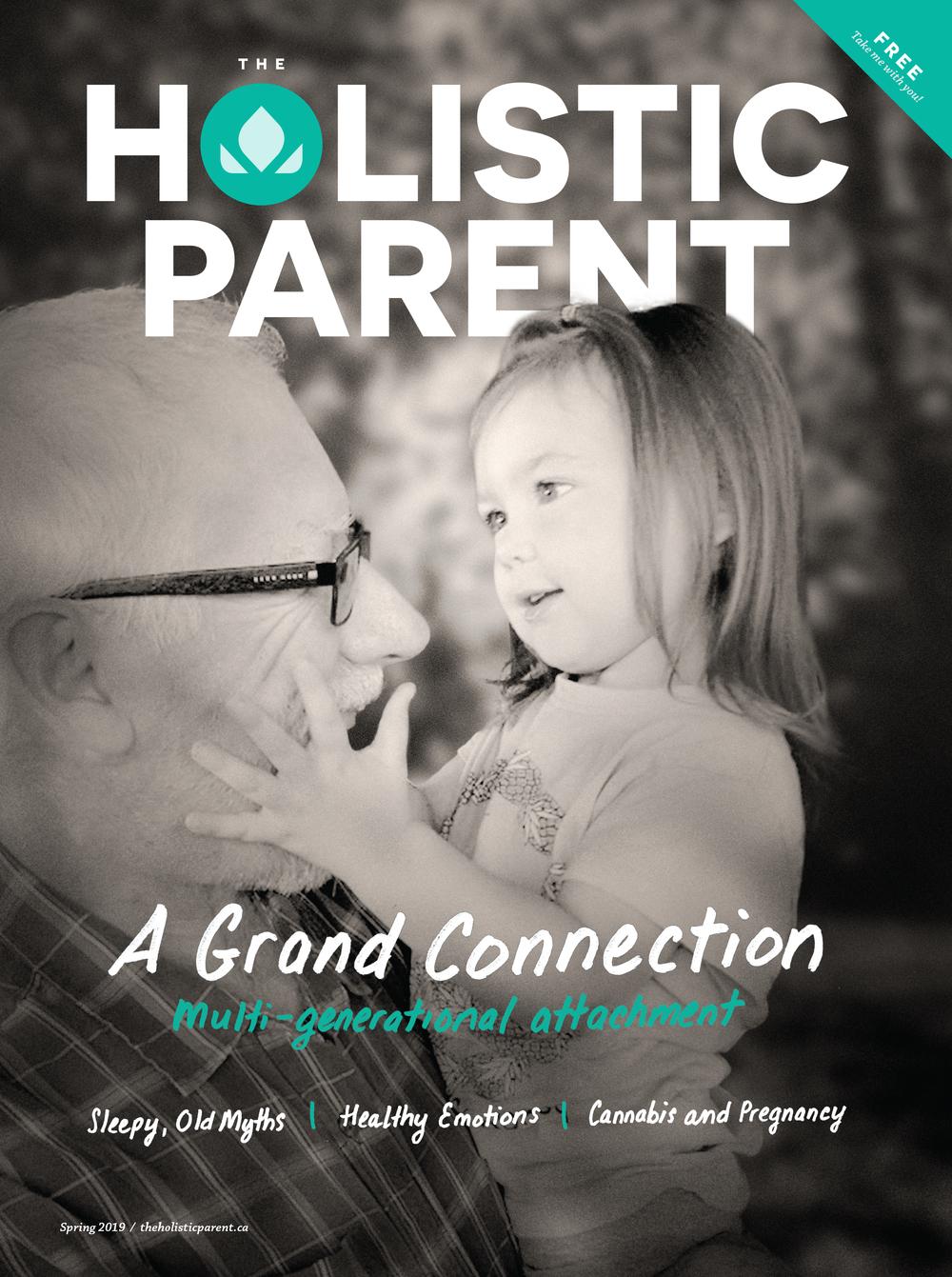The Holistic Parent - Spring 2019