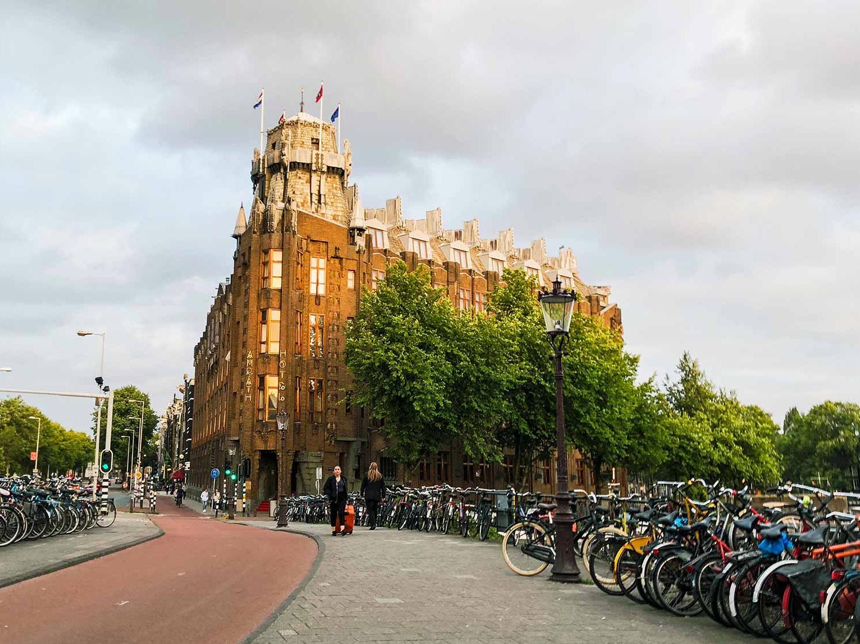 Grand Hotel Amrath Amsterdam To Dam Square