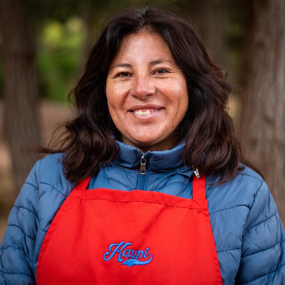 Rocío, Co-fundadora