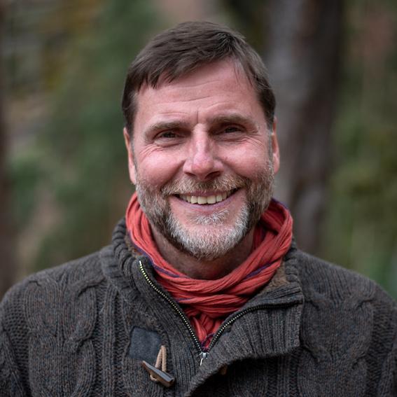 Thilo, Director del Proyecto de transición