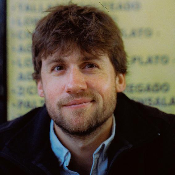 David, Director de finanzas