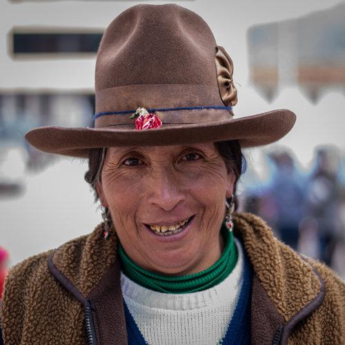 Evarista, Presidenta de albergues