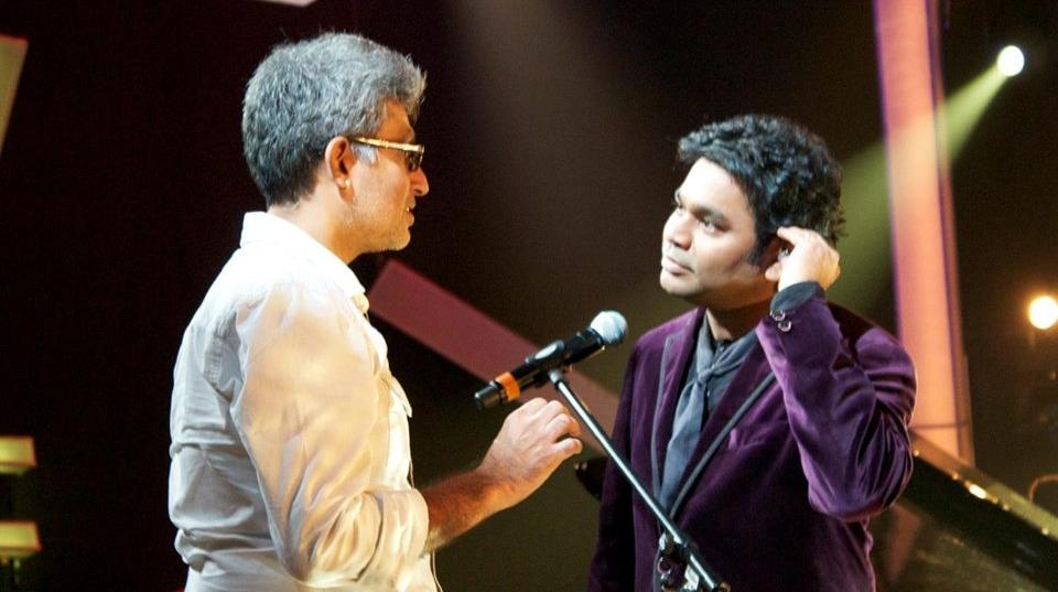 A. R. Rahman Live