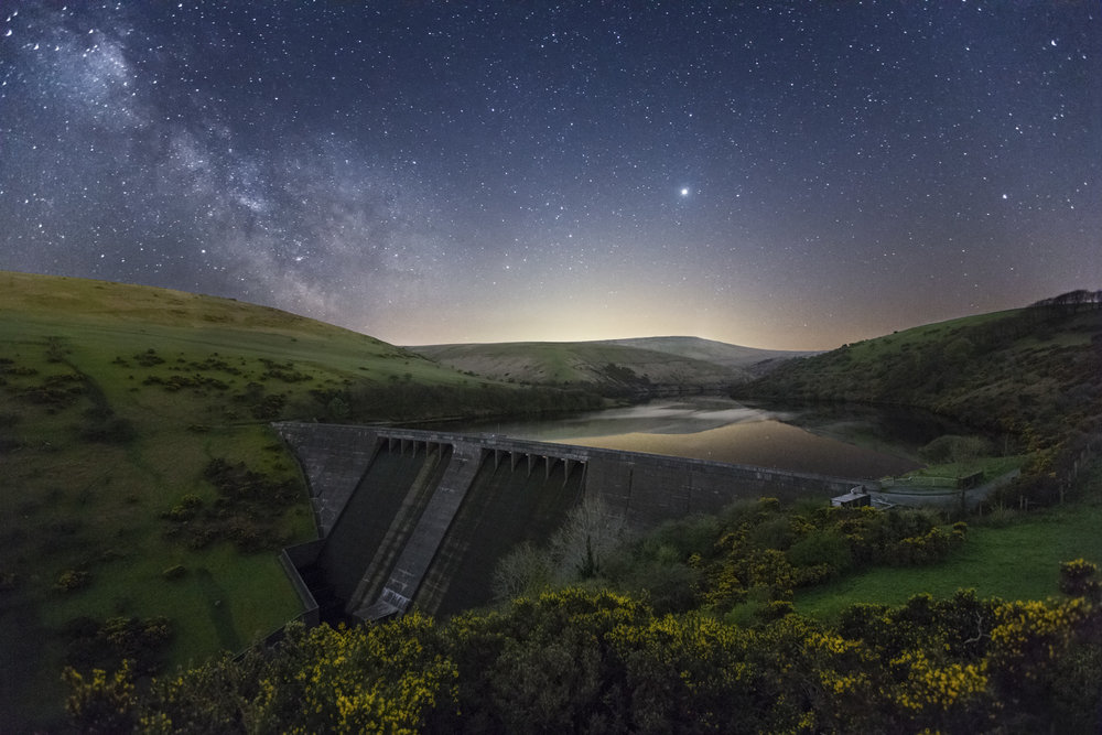 Meldon Reservoir - Dartmoor
