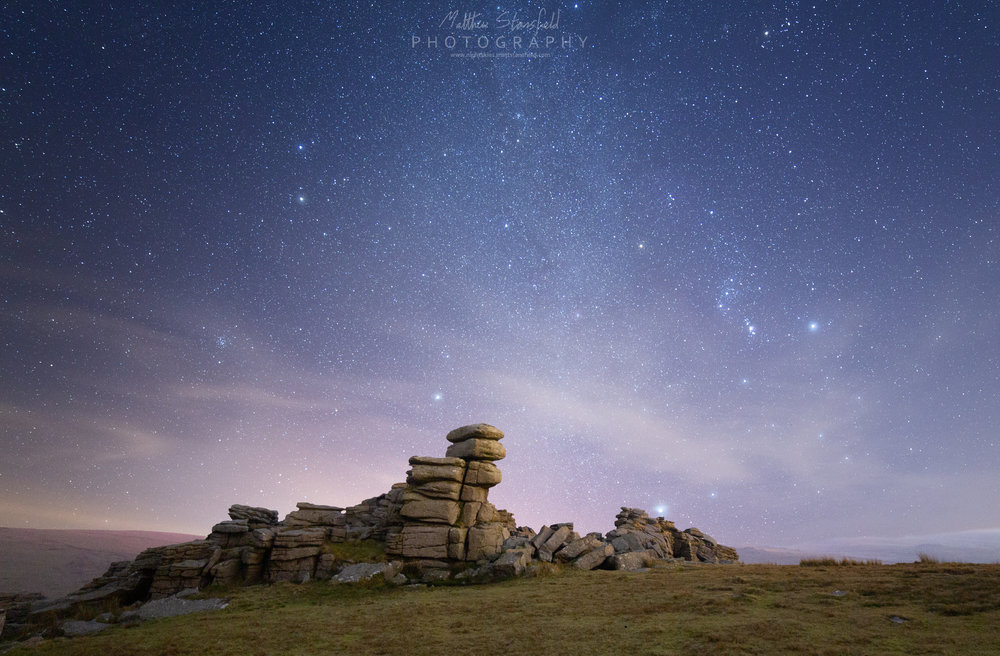 Great Staple Tor - Dartmoor