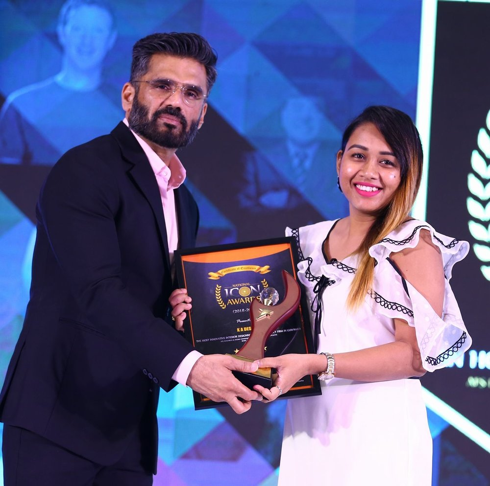 National Icon Awards 2018 The Most Innovative interior designing Firm