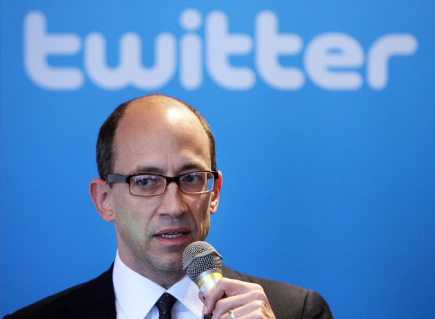 Dick Costolo, CEO of Twitter