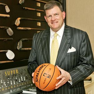 Clay Bennett, Owner of the Oklahoma City Thunder
