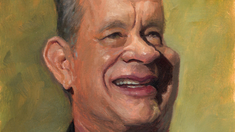 Lesson 9: An Introduction to Oils - In this two and a half hour video, Paul paints Tom Hanks from start to finish in oils, and encourages you to branch out from the digital world into traditional mediums. (Video duration: 2:35:51)Assignment 9: Have a go painting in oils or acrylics. Paint along to Paul's video or choose your own reference. (Estimated time for completion after tutorial: 4+ hours.)