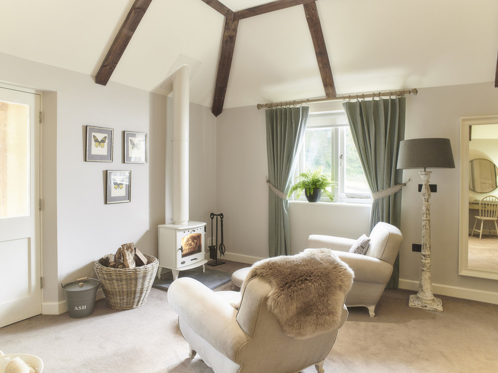 The Fish Hotel   Farncombe Estate, Broadway 2016 .  30 bedrooms inspired by the surrounding countryside