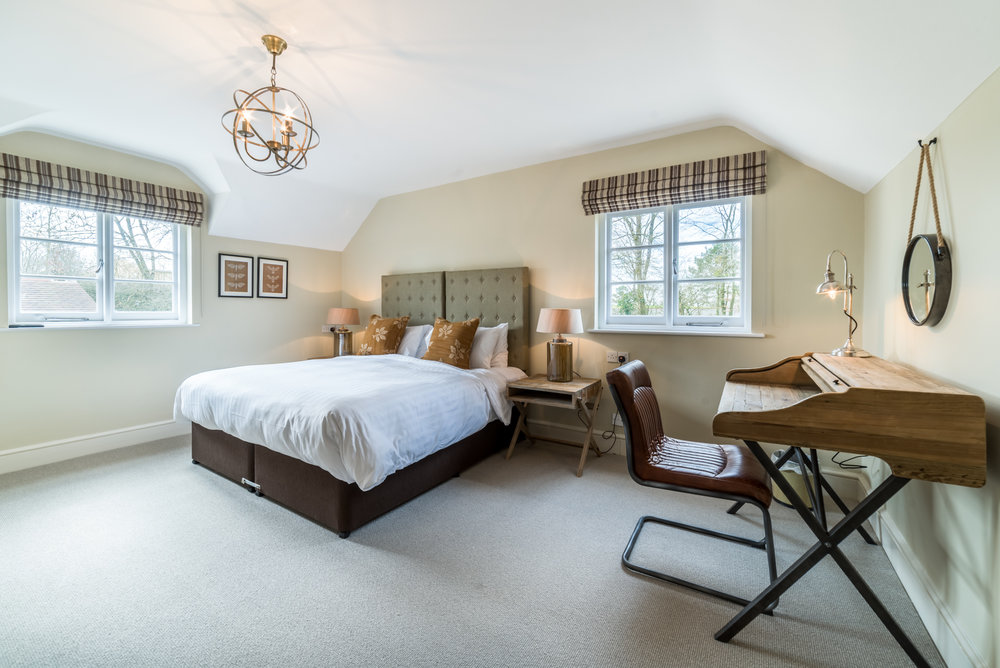 Fairways West   Devon, 2016.  Luxury holiday home