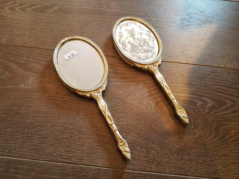 Hand Mirrors - £6 each