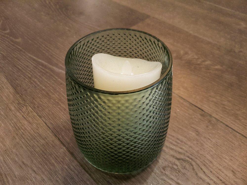 Vase - £9