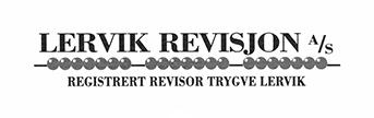 Logo Lervik Revisjon AS